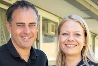 Jonathan Bartley and Siân Berry