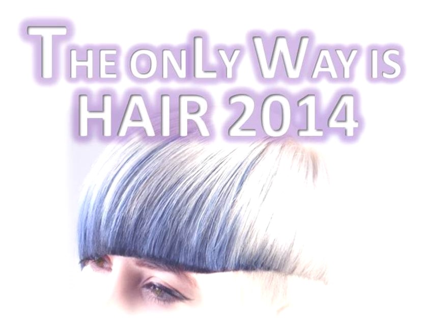 The Only Way is Hair poster